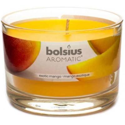 Bolsius Aromatic Vonná svíčka Exotic Mango