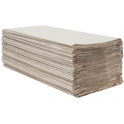 RollPap Papírové ručníky skládané Šedá
