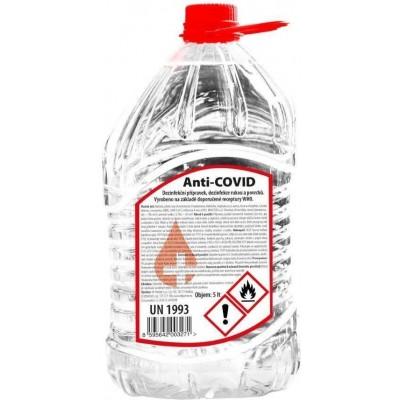 Anti-Covid dezinfekce 5l