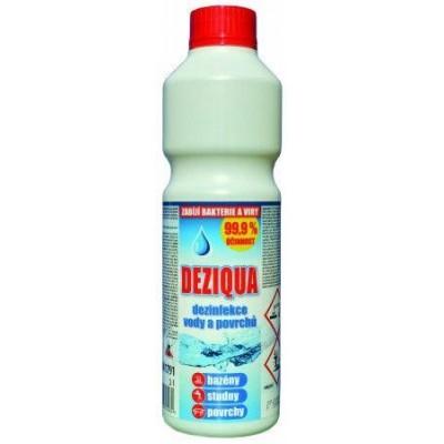 Deziqua dezinfekce vody a povrchů 1l