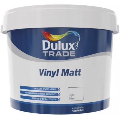 Dulux - Vinyl Matt Light 10l