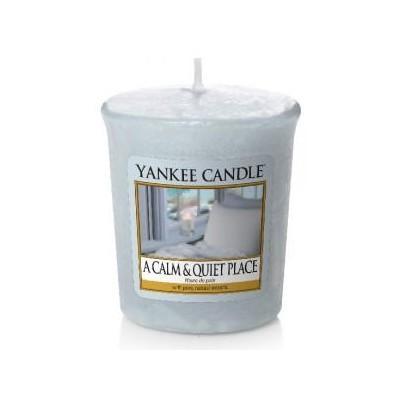 Yankee Candle Votivní svíčka A Calm & Quiet Place 49 g