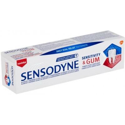 Sensodyne Sensitivity & Gum Zubní Pasta 75 ml