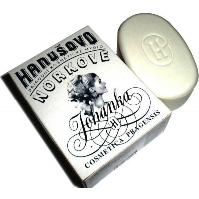 Hanušovo kosmetické mýdlo Norkové 100 g