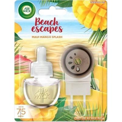 Air Wick Elektrický osvěžovač vzduchu + náplň Beach Escapes - Maui Man