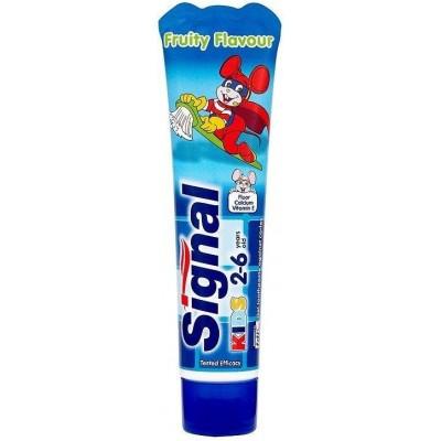 Signal zubní pasta kids šťavnaté ovoce 50 ml