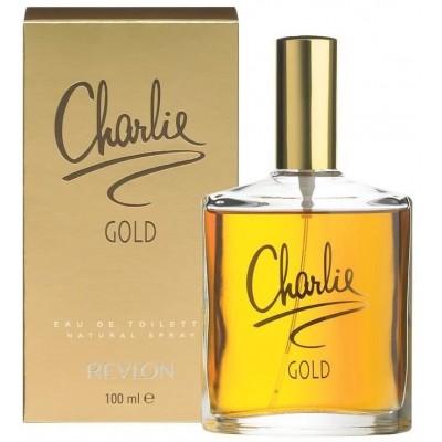 Revlon Toaletní voda Charlie Gold 100 ml