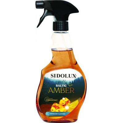Sidolux Baltic Amber čistič oken 500 ml