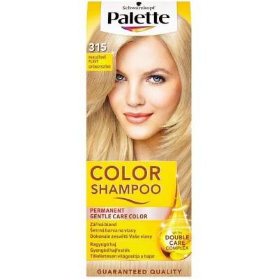 Schwarzkopf Palette Color Shampoo barva na vlasy - 315
