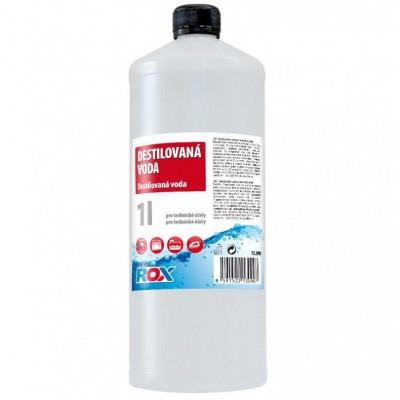 Carlson Rox Destilovaná voda pro technické účely 1l
