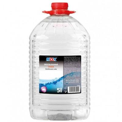 Carlson Rox Destilovaná voda pro technické účely 5l
