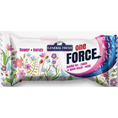 General Force WC blok Flower 40 g náplň