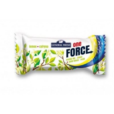 General Force WC blok Lemon 40 g náplň