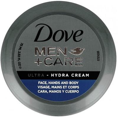 Dove Vyživující hydratační krém Men Ultra Hydra 75 ml