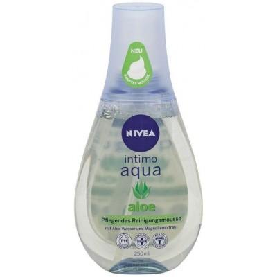 Nivea Hydratační pěna Aloe Intimo 250 ml