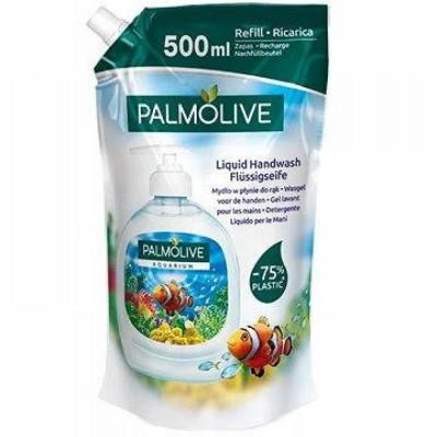 Palmolive Aquarium & Florals náplň tekuté mýdlo 500 ml