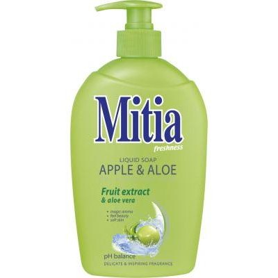 Mitia Apple & Aloe Tekuté mýdlo 500 ml