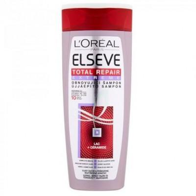 L'Oréal Paris Elseve Ošetřující šampón Total Repair Extreme 250 ml