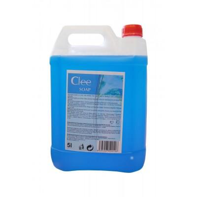 Clee tekuté mýdlo modré Special 5l