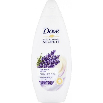 Dove sprchový gel Relaxing Ritual Levandule 250 ml