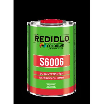 Colorlak Ředidlo S6006 700 ml
