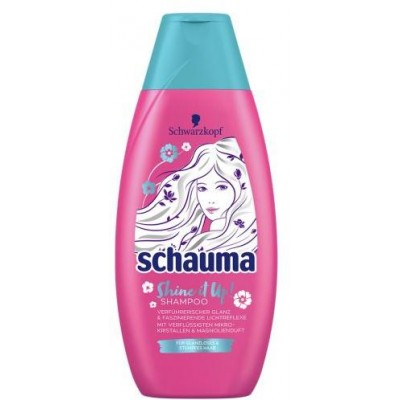 Schauma Dámský Šampon Shine it up! 400 ml