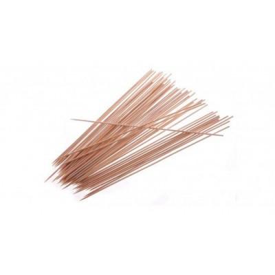 Špejle Bambus hrocené 30cm
