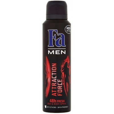 Fa Men Deodorant Attraction Force 150 ml