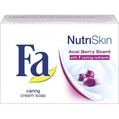 Fa Tuhé mýdlo NutriSkin Acai Berry 90 g