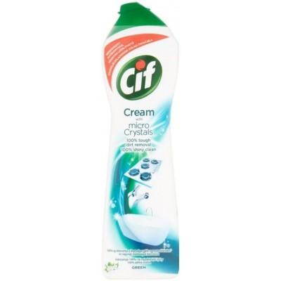 Cif Cream Green krémový čisticí písek 500 ml