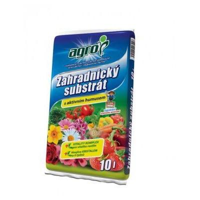 Agro Zahradnický Substrát Universal 10 l