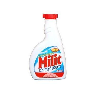 Milit domácí čistič náhradní náplň 500ml