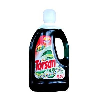 Torsan Color power prací gel 4,5l (60 PD)
