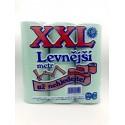 RollPap Toaletní papír Metr XXL 2-vrstvý, 68m, Zelená, 24ks