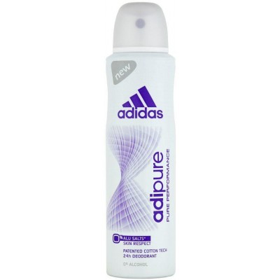 Adidas Antiperspirant Adipure 24h 150 ml