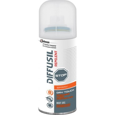 Diffusil Repelent Dry spray 100 ml
