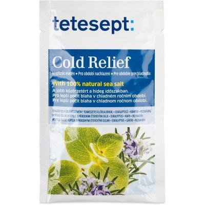 Tetesept Mořská sůl na nachlazení Cold Relief 80g