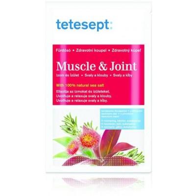 Tetesept Mořská sůl pro svaly a klouby Muscle Joint 80g