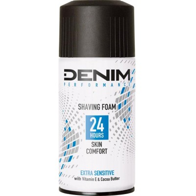Denim Men Pěna na holení Extra Sensitive 300 ml