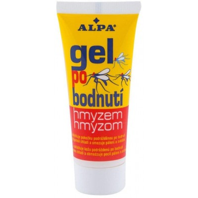 Alpa Gel po bodnutí hmyzem