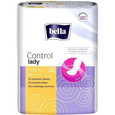 Bella Control Lady Mini urologické vložky 20 ks