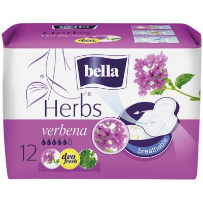 Bella Herbs Verbena vložky 12 ks