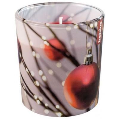 Bolsius Vonná svíčka Vánoční kouličky