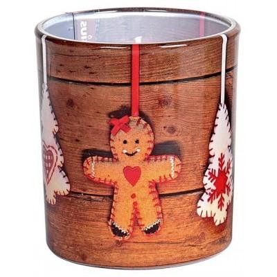 Bolsius Vonná svíčka Vánoční perník
