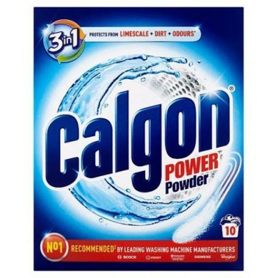 Calgon 3v1 Power prášek 500g (10 PD)