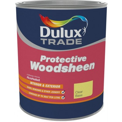 Dulux - Protective Woodsheen - Clear 2,5l