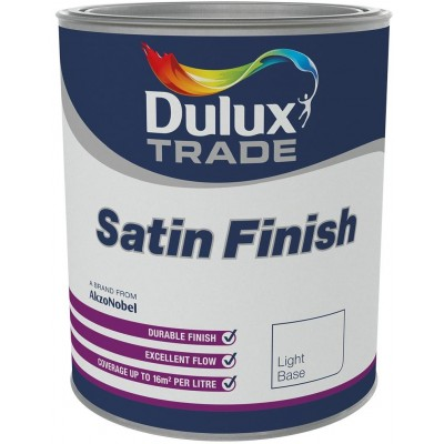 Dulux - Satin Finish extra deep base 4,5l