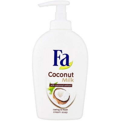 Fa Tekuté mýdlo Coconut Milk 250 ml