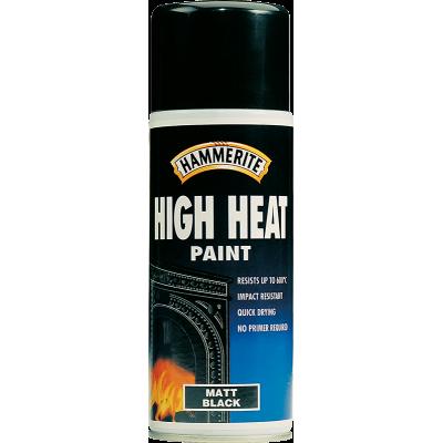 Hammerite sprej žáruvzdorný matný 400ml