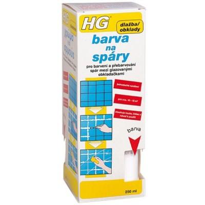 HG barva na spáry bílá 250 ml